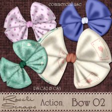 Action - Bow 02 by Rose.li