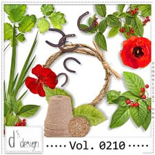 Vol. 0210 Nature Mix by Doudou Design