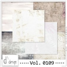 Vol. 0109 Vintage papers by Doudou Design