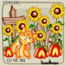 CU Vol 562 Autumn Fall by Lemur Designs