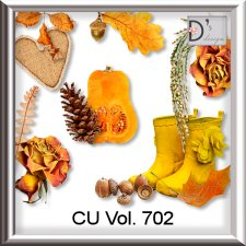 Vol. 702 Autumn Mix by Doudou Design
