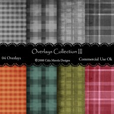 Overlays Collection Set 3 by Cida Merola