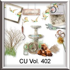 Vol. 402 Nature Garden Mix by Doudou Design