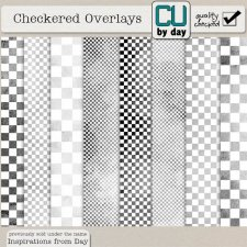 Checked Overlays - CUbyDay EXCLUSIVE