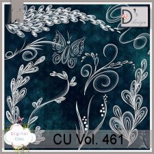 Vol. 461 Doodles Decorations by Doudou Design