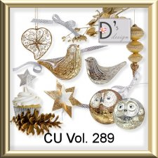 Vol 289 Winter Christmas by Doudou Design