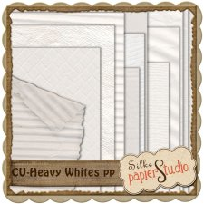 Heavy White Texture Pack EXCLUSIVE by PapierStudio Silke