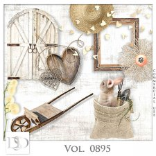 Vol. 0895 Spring Nature Mix by D's Design