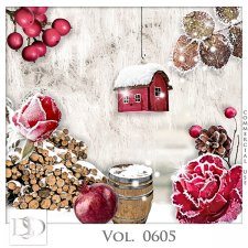 Vol. 0605 Winter Mix by D's Design