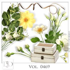 Vol. 0469 Spring Nature Mix by D's Design