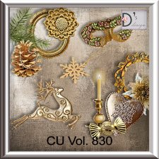Vol. 830 christmas by Doudou Design