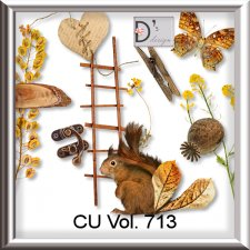 Vol. 713 Autumn Mix by Doudou Design