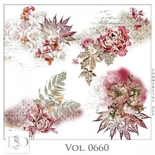Vol. 0660 Vintage Accents by D's Design