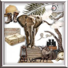 Vol. 771 Travel-World by Doudou Design