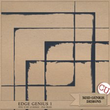 Edge Genius Volume One by Mad Genius Designs