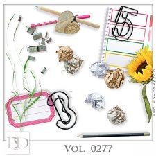 Vol. 0274 to 0279 School Mix by D's Design