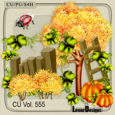 CU Vol 555 Autumn by Lemur Designs