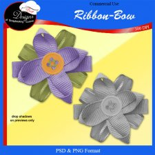 Ribbon Bow - CU Extraction by Boop Designs