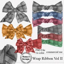 Wrap Ribbon Vol II by Rose.li