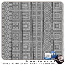 Overlays Collection 9 by MoonDesigns