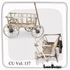 CU Vol 137 Wheelbarrow by Lemur Designs