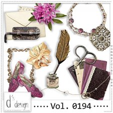 Vol. 0194 Vintage Mix by Doudou Design