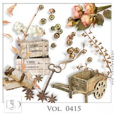 Vol. 0415 Nature Autumn Mix by D's Design