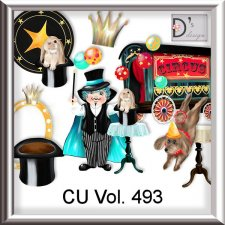Vol. 493 Circus Mix by Doudou Design