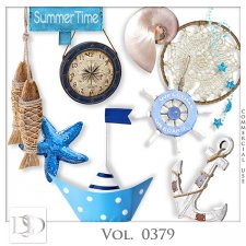 Vol. 0379 Sea Mix by D's Design