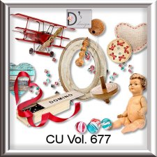 Vol. 677 Toys Mix by Doudou Design
