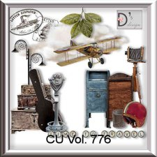 Vol 775 to 779 Travel World by Doudou Design