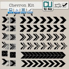Chevron Kit - CUbyDay EXCLUSIVE