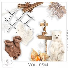 Vol. 0564 Winter Mix by D's Design