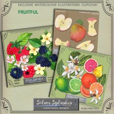 EXCLUSIVE Fruitful collection by Silver Splashes
