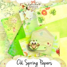 Spring Papers and Elements