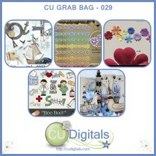 CU Scrap Grab Bag 029