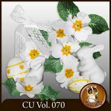 CU Vol 070 Easter Mix Ribbon by Lemur Designs