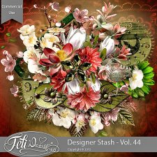 Designer Stash Vol 44 - CU by Feli Designs