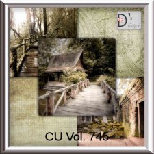 Vol. 745 travel papers by Doudou Design