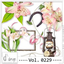 Vol. 0227 to 0232 Nature Mix by Doudou Design