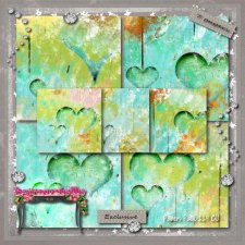 PAPERS Pack 119 EXCLUSIVE bymurielle