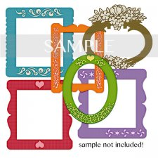Ark Cutout Frame Shape and Layer Style EXCLUSIVE by PapierStudio Silke