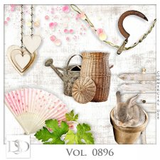 Vol. 0896 Spring Nature Mix by D's Design