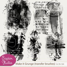 Make it Grunge by PapierStudio Silke
