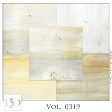 Vol. 0317 to 0319 Winter Papers by D's Design