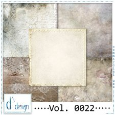 Vol. 0022 Vintage papers by Doudou Design