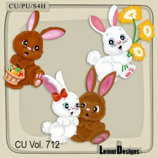 CU Vol 712 Easter by Lemur Designs