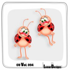 CU Vol 094 Animals Pack 16 by Lemur Designs