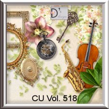 Vol. 518 Vintage Mix by Doudou Design