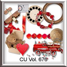 Vol. 676 Toys Mix by Doudou Design